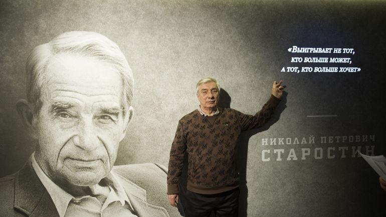 Георгий ЯРЦЕВ. Фото Федор УСПЕНСКИЙ,