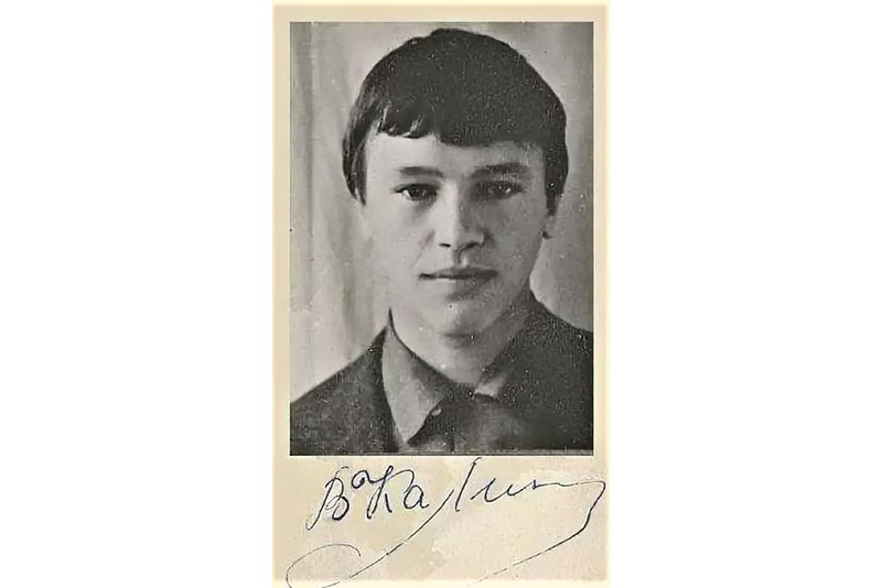 Василий Калинов
