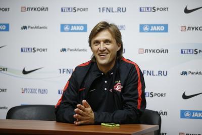 Евгений Бушманов: у Мелкадзе есть шанс попасть в первую команду